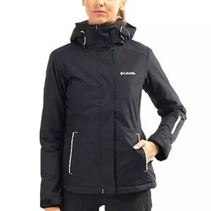 Columbia Women's On The Slope Jacket Black L